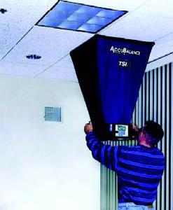 ACCUBALANCE® 套帽式风量罩TSI8371/TSI8372/TSI8373/TSI8375