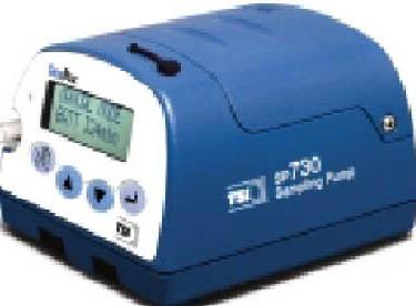 个体暴露空气采样泵SIDEPAKTMSP530