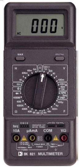 4000位多功能电表BK821