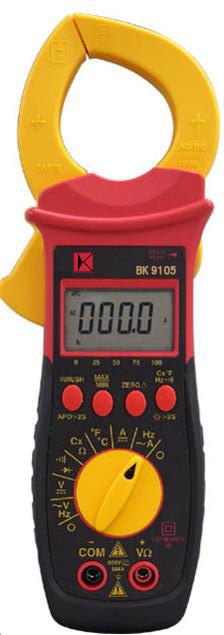 600A DC/AC真均方根值钩表/钳表 BK9005