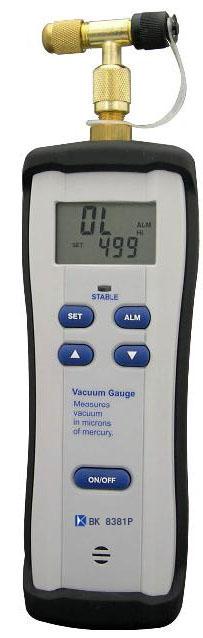 空调用数位式真空计BK8381P