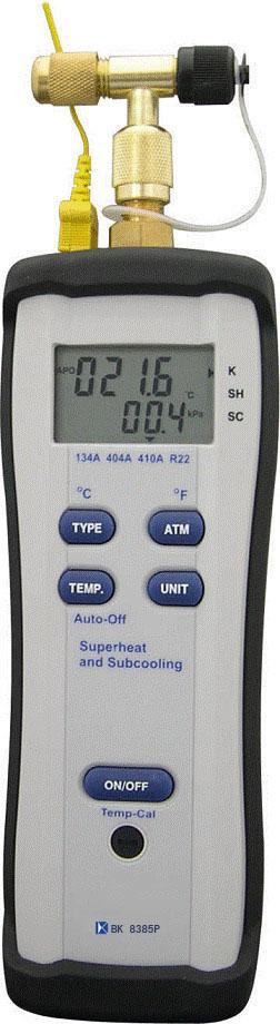 空调用之过热、过冷压力计BK8385P