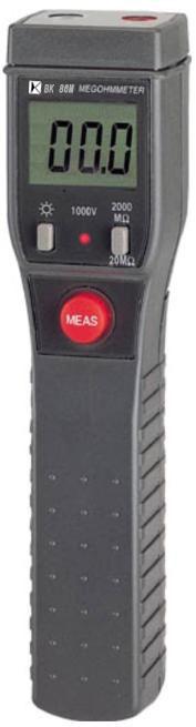 绝缘测试器BK86M(1000V)
