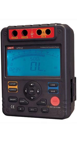 UT510系列(绝缘电阻测试仪)UT-512