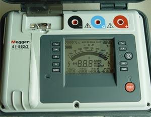绝缘电阻测试仪S1-554/2