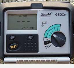 GEO Xe 简化版接地电阻测试仪