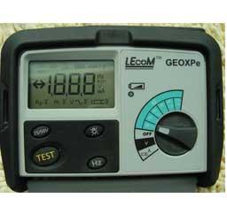 大地网接地电阻测试仪GEOXPe 简化版