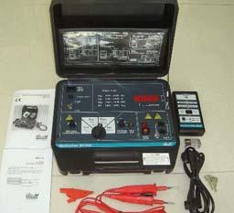 机械电气设备安全特性综合测试仪MT300E