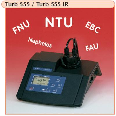 高精密型浊度检测仪Turb555/Turb555IR