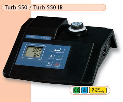 实验室浊度检测仪Turb550/Turb550IR