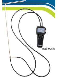 微压计AXD620