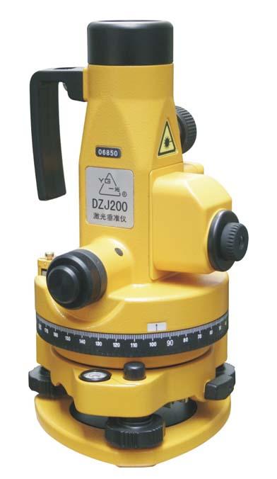 激光垂准仪YG-DZJ200