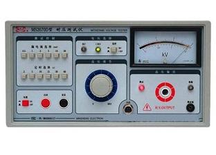 耐压测试仪MS2670D