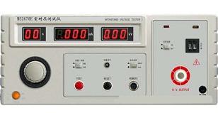 耐压测试仪MS2670E