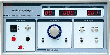 泄漏电流测试仪MS2621B