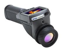 分析功能的红外热像仪ThermaCAM™ E300