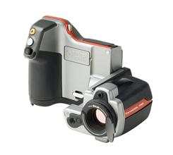 功能最齐全的经济红外热像仪FLIR™ T250