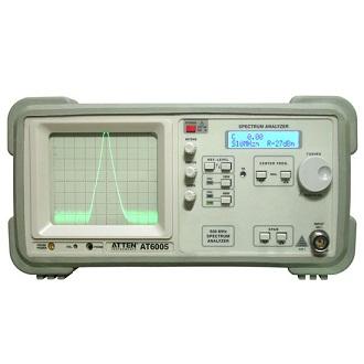 频谱分析仪ATTEN6005