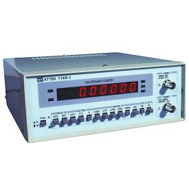 高精度频率计ATTEN F-1000C