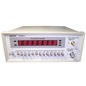 高精度频率计ATTEN F-2700C