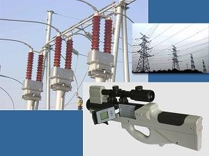 中远距离输电线路专用红外测温仪WAHLHCW-VBL/VBLE(内显)
