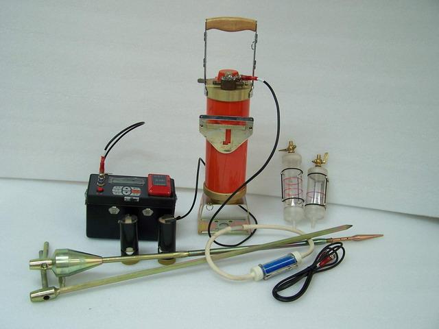 RaA测氡仪(土壤测氡仪)FD-3017