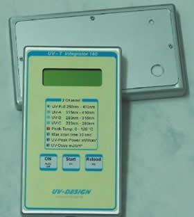 UV能量计uv-int160