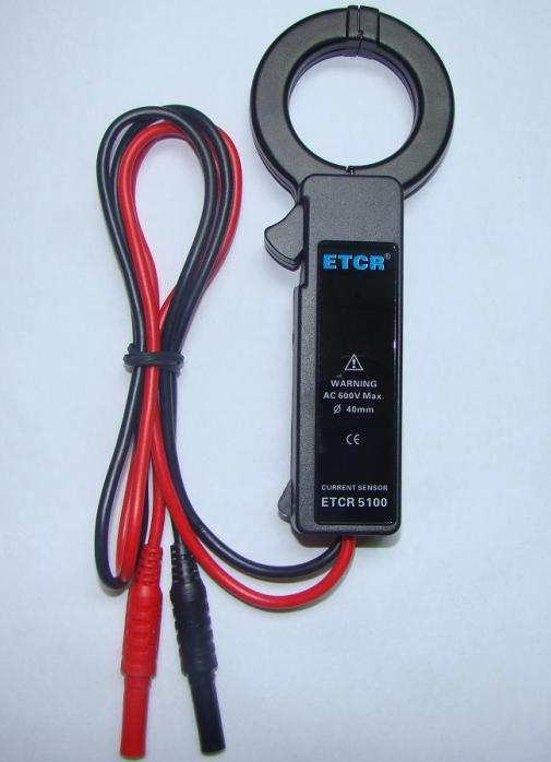 高精度钳形漏电流传感器5100型