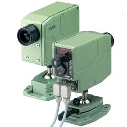 直通式瞄准镜头红外测温仪IS 12