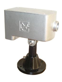 内置光纤型光学原理测温仪水冷套