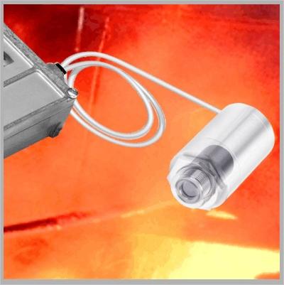 耐高温红外测温仪CThot