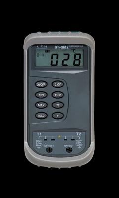 数显单通道温度表DT-9610B