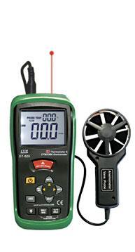 多功能红外测温风速仪DT-620