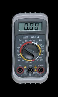 数字万用表DT-992L