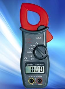 交流钳形表DT-9806