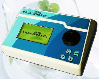 食品中二氧化硫含量检测仪801SC2