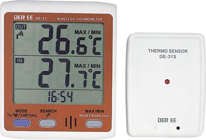 无线传输温度计DE-31