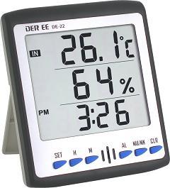 温湿度计DE-22