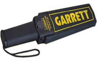 盖瑞特超级手持金属探测器