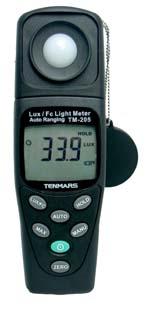 数字照度计TM-205