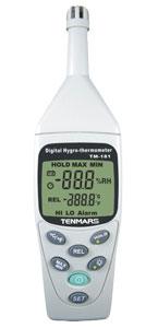 报警温湿度计TM-181