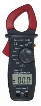 AC真均方值钳表TM-22E