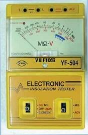 指针式高阻计YF-504