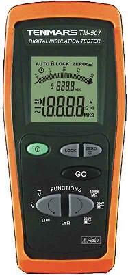 电力阻抗测试仪TM-507