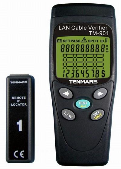 网路缆线测试器TM-901