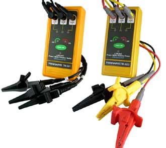 三相电源/马达检相器TM601