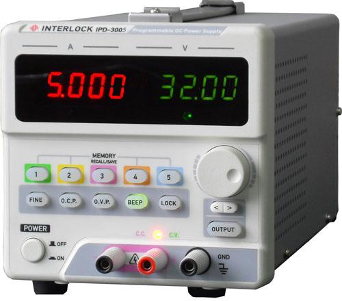 可编程直流电源Interlock IPD-3005SLU
