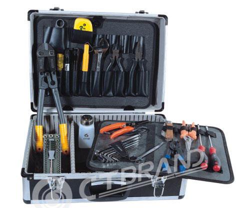 网络光纤施工工具(48件组)CTN-225