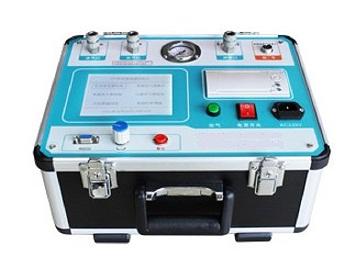 全自动SF6密度继电器校验仪HUAYIETMD-H