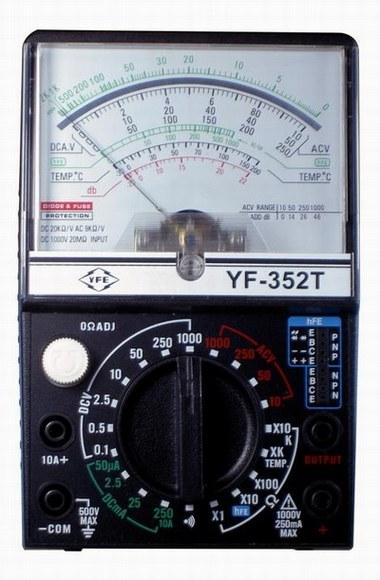 指针式万用表YF-352T